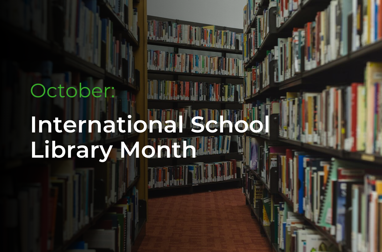 Celebrating the Important Role of School Libraries